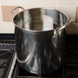The ideal size stock pot